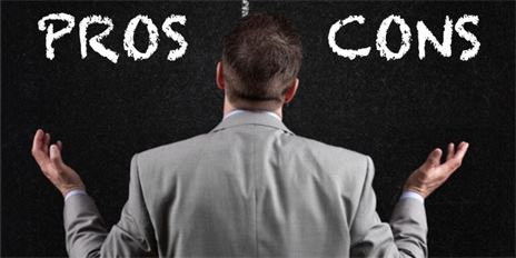 pros and cons of entrepreneurship Even though there are both pros and cons of being an entrepreneur, most people seem to find it rewarding yes, it will take a lot of time, energy, hard work, persistence, and dedication to become a successful entrepreneur.